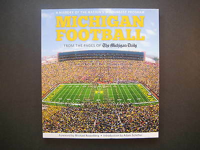 Michigan Football  A History Of The Nations Winningest Program Michigan Daily