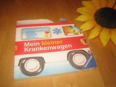 Spielzeug Bilderbuch Baby Ravensburger Mein kleiner Krankenwagen
