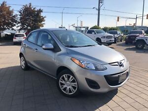 2014 Mazda Mazda2 GX LOW KM'S!!**A/C**KEYLESS ENTRY**POWER WINDO