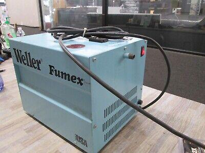 Weller Fumex Wfe1 Desolder Station