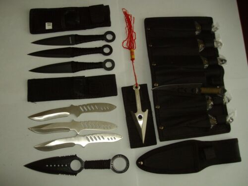 Wholesale Lot of 5 knife set