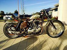1972 Harley Davidson Ironhead bobber NEGOTIABLE PRICE Baldivis Rockingham Area Preview