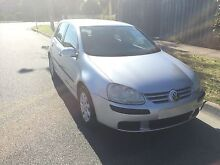 2005 Volkswagen Golf 2.0 l with Rwc & permit Dandenong Greater Dandenong Preview