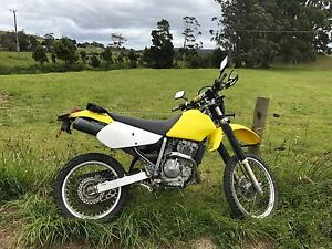 Drz 250 road trail Somerset Waratah Area Preview