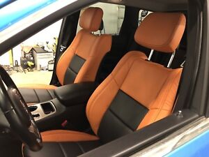 Seat Upholstery For Jeeps, Trucks, Vans and SUVs