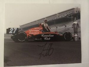 Dario-Franchitti-Signed-Indy-500-Photo-Indianapolis-2007-Day-After