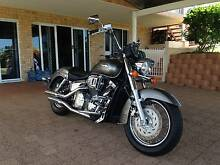 Honda Shadow GTS 2008 V Twin 1300cc Cruiser Whitfield Cairns City Preview