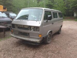 Volks vanagon