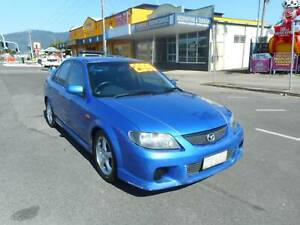 2002 Mazda 323 PROTEGE Manual Sedan ROADWORTHY Westcourt Cairns City Preview
