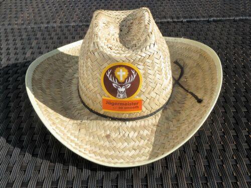 """""""Jagermeister"""" ~ Straw Hat"""