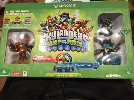 Skylanders swap force starter kit for Xbox one new Batemans Bay Eurobodalla Area Preview
