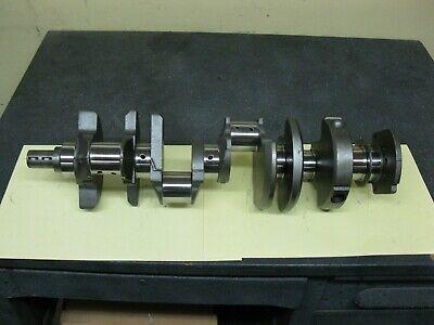 350 CHEVY  #3932442 GM CAST CRANKSHAFT .010-.010 CORVETTE CAMARO