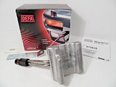 Engine Oil Pan Heater Element DEFA 413835 BMW X3 3.0 SD M57TU 2006->