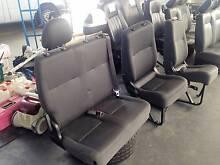 Double Folding cloth seats suit sprinter/transit St James Victoria Park Area Preview
