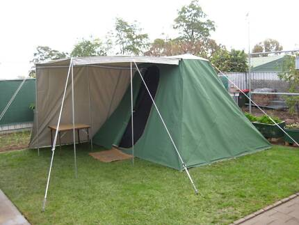 DOUBLE BREEZEWAY TENT  sc 1 st  Gumtree & tent in Whyalla Area SA | Camping u0026 Hiking | Gumtree Australia ...