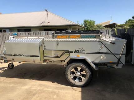 2016 MDC Cape York Adventurer Camper Trailer Bushland Beach Townsville Surrounds Preview