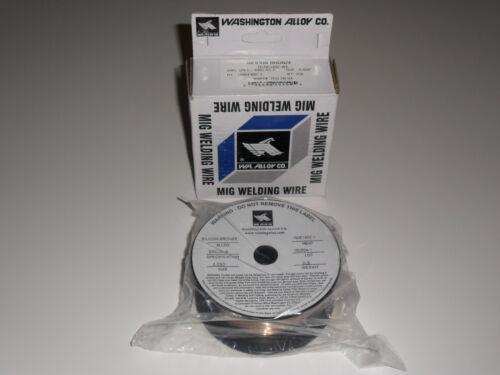 """.030"""" Silicon Bronze Mig Wire - 2-Lb Spool - AWS A5.7 ERCuSi-A"""