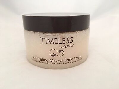 Timeless Avani Exfoliating Mineral Body Scrub 14.08oz