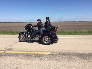 2010 Harley Davidson triglide trike