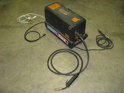 Hobart Handler Welder Portable Steel Mig Welding Machine 115 Volt Ac 1phase Weld