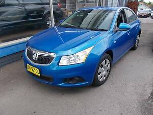 2011 Holden Cruze Sedan AUTOMATIC 44THOUSAND KAYS ONLY Croydon Burwood Area Preview