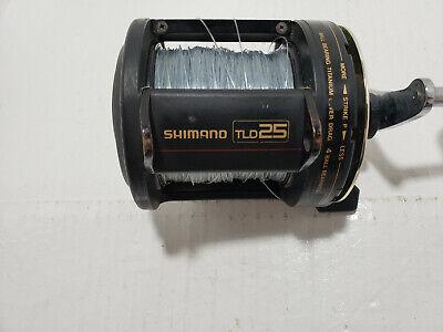 Shimano TLD 2-Speed 30IIA TLD30II Lever Drag Fishing Reel