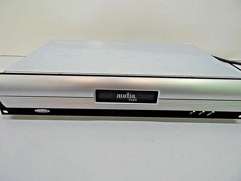 Biamp AudiaFLEX  TI-2 Digital Audio Processor w/ CobraNet-already customized