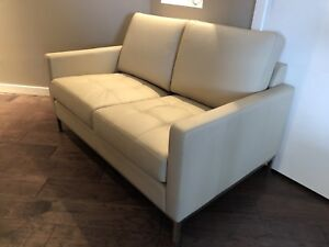 Leather Sofa And Loveseat Brand New