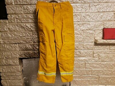 Crewboss Nomex Iiia Wildland Cal Fire Fighter Pants. Size 30 Waste New Tags