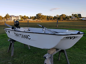 FIBERGLASS DINGHY PACK Leyburn Southern Downs Preview