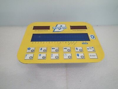 Warranty Double User Interface Hmi Control Panel Lektronix