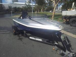 What About This For A All Rounder Ski and Runabout boat 14ft Carrara Gold Coast City Preview