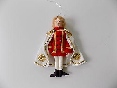 Gladys Boalt Handmade Ornament - Nutcracker Prince