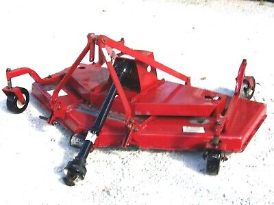 Used Farm King 6 Ft. Finish Mower 3 Pt Free 1000 Mile Delivery From Ky