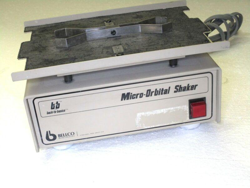 Bellco Biotechnology Micro Orbital Shaker 7745-04096