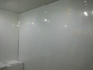 7 white sparkle bathroom wall panels upvc wet wall