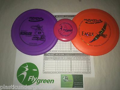 NEW FRISBEE DISC GOLF INNOVA BUILD YOUR OWN 2 PACK SET