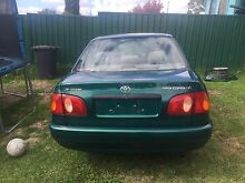 Toyota Corolla 1999 Liverpool Liverpool Area Preview