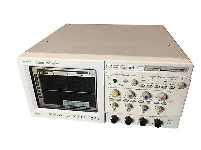 Agilent Hp Keysight Infiniium 54831b Dso 600mhz 4gss Chan Digital Oscilloscope