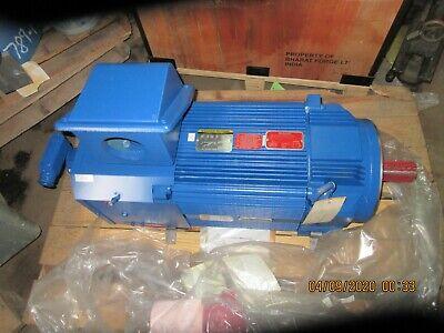 Baldor Reliance 100 Hp Motor 380 Volt 1780 Rpm Fr 2898cz