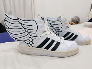 Adidas Jeremy Scott Wings 2.0 WhiteBlack Just call me