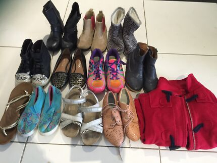 Girls shoes $30 the lot