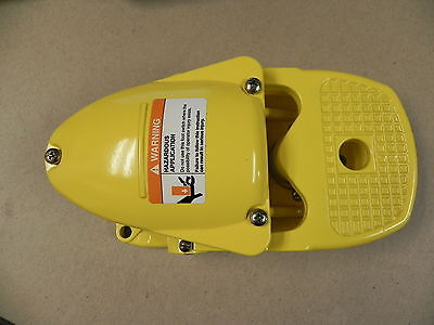 Square D 9002aw5 Industrial Foot Switch. New. Nib. For Hazardous Applications.