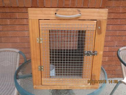 Pet / training / vet / emergency Crate Seven Hills Blacktown Area Preview