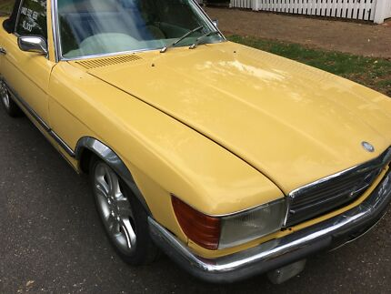 Mercedes 350SL Evandale Norwood Area Preview
