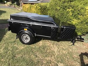 Motorcycle Touring Trailer - Classic Industries. Greenwith Tea Tree Gully Area Preview