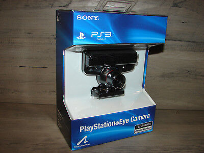 NEW Genuine Sony PlayStation Eye Camera PS3 FACTORY SEALED Authentic