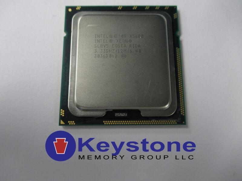 Intel Xeon X5680 SLBV5 3.33GHz 6 Core LGA 1366 CPU Processor *km