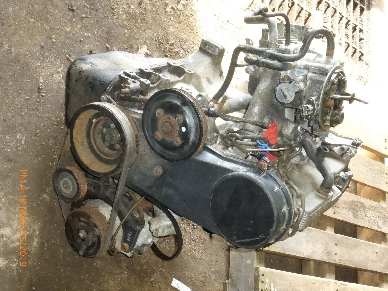 Used Geo Metro Engines & Components for Sale