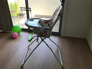 High Chair Mawson Lakes Salisbury Area Preview
